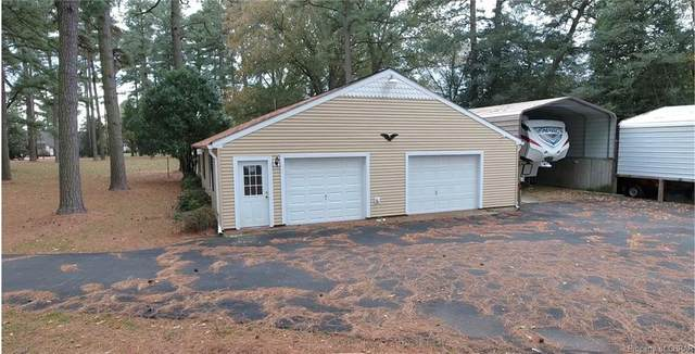 43 Greenfield Circle, Reedville, VA 22539 (MLS #2035651) :: The Redux Group