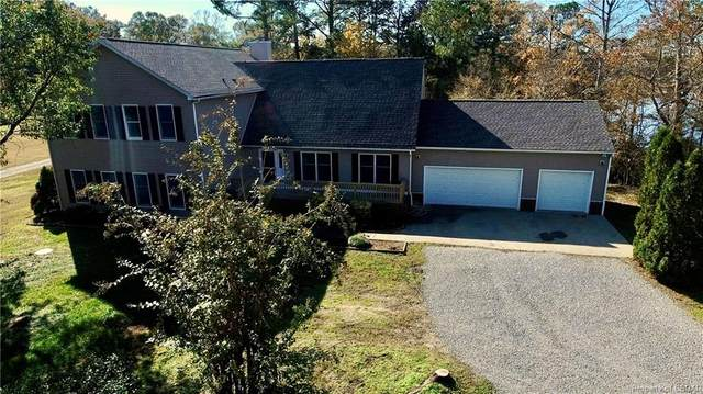 940 Steamboat Lane, Heathsville, VA 22473 (MLS #2035654) :: The Redux Group