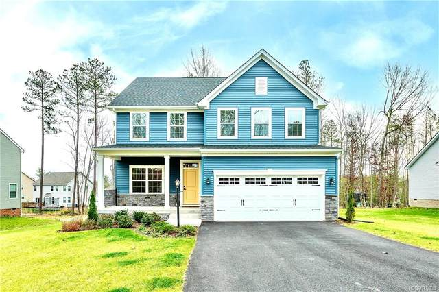 8231 Spiral Drive, Chesterfield, VA 23832 (MLS #2035658) :: The Redux Group