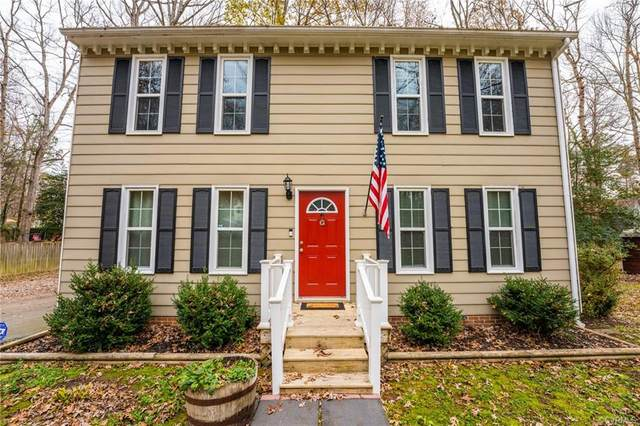 10325 Dakins Drive, North Chesterfield, VA 23236 (MLS #2035666) :: The Redux Group