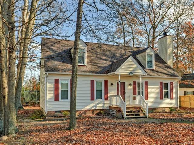 1803 Meadow Park Circle, Chesterfield, VA 23225 (MLS #2035682) :: The Redux Group