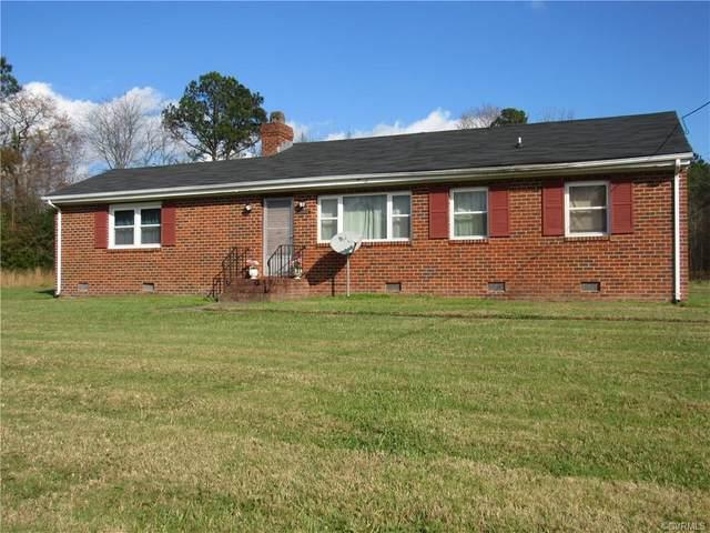 8500 Ruthville Road, Providence Forge, VA 23140 (MLS #2035693) :: Treehouse Realty VA