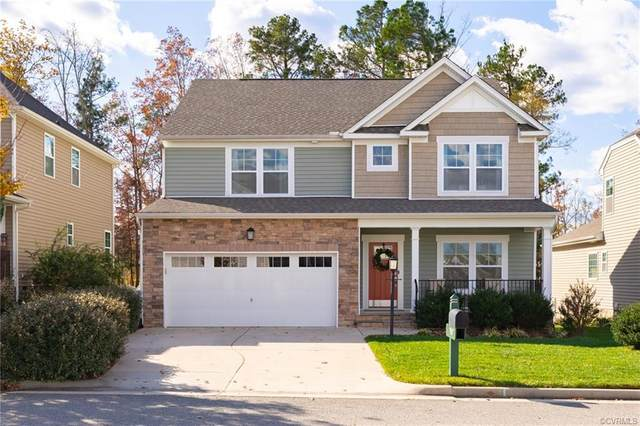 7567 Nicklaus Circle, Chesterfield, VA 23120 (MLS #2035734) :: The Redux Group