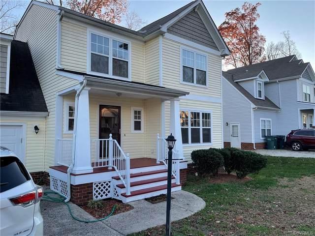 321 Wilmer Avenue, Henrico, VA 23227 (MLS #2035747) :: The RVA Group Realty