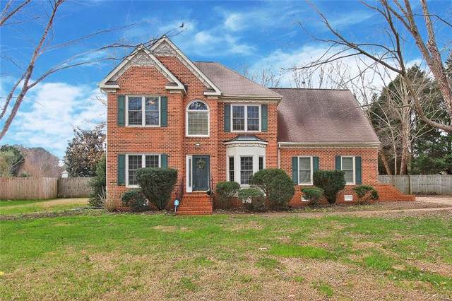 4716 Williamsburg Glade, Williamsburg, VA 23185 (MLS #2035762) :: The Redux Group