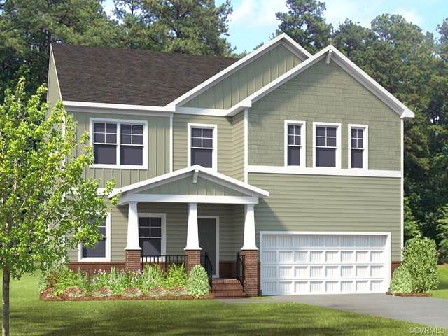 2319 Elkview Drive, North Chesterfield, VA 23236 (MLS #2035766) :: The Redux Group