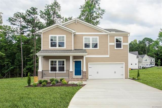 2313 Elkview Drive, North Chesterfield, VA 23236 (MLS #2035772) :: The Redux Group