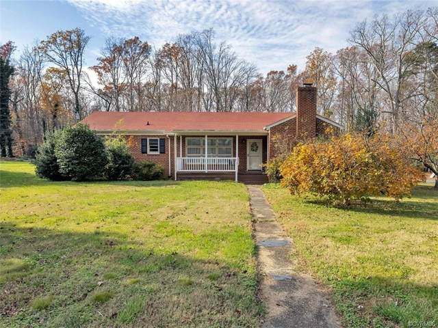 340 Ravenscroft Drive, Chesterfield, VA 23236 (MLS #2035790) :: The Redux Group