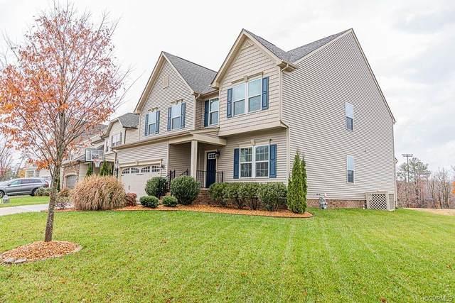 9503 Thornecrest Drive, Hanover, VA 23116 (MLS #2035796) :: The Redux Group