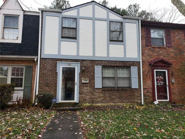 1308 Poco Drive, Chesterfield, VA 23235 (MLS #2035849) :: The Redux Group