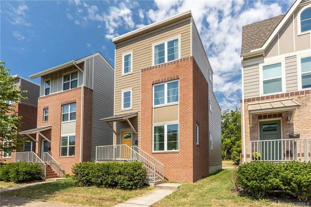 404 S Harrison Street, Richmond, VA 23220 (MLS #2035863) :: The Redux Group