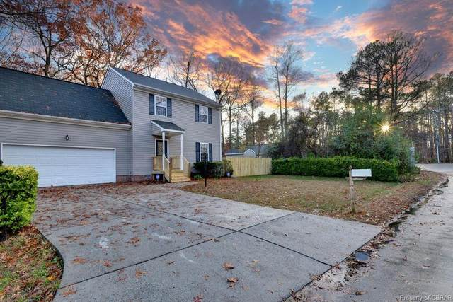 97 Forest Glen Drive, Williamsburg, VA 23188 (MLS #2035907) :: The Redux Group