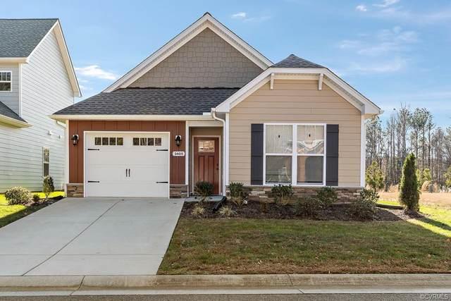3405 Rock Creek Villa Drive, Quinton, VA 23141 (MLS #2035908) :: Village Concepts Realty Group