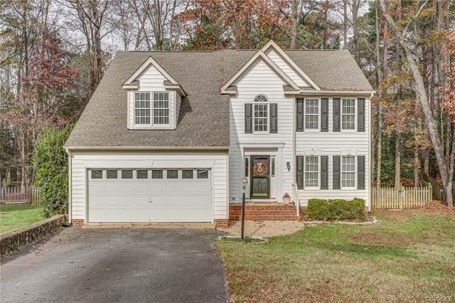 8100 Turning Lane, Chesterfield, VA 23832 (MLS #2035920) :: Village Concepts Realty Group
