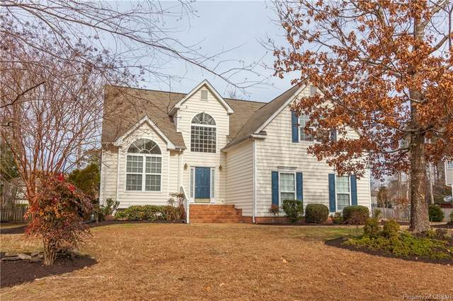 3728 Captain Wynne Drive, Williamsburg, VA 23185 (MLS #2035925) :: EXIT First Realty