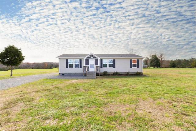 13515 Lodore Road, Amelia Courthouse, VA 23002 (MLS #2035952) :: Village Concepts Realty Group