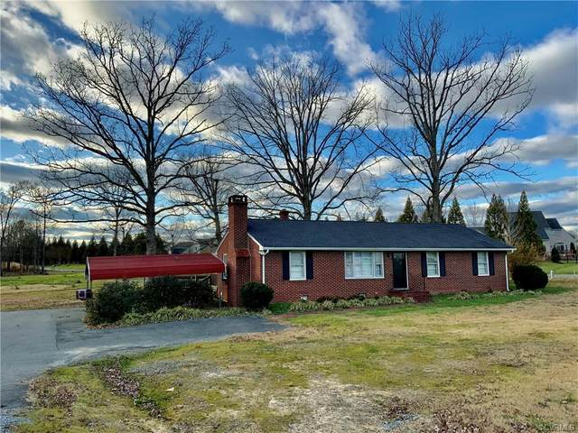 1496 Hockett Road, Manakin Sabot, VA 23103 (MLS #2035953) :: The Redux Group
