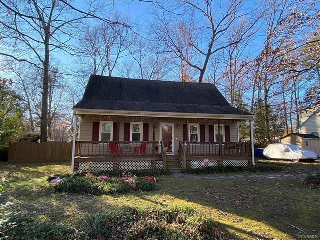 8634 Pleasant Ridge Road, North Chesterfield, VA 23237 (MLS #2035977) :: The Redux Group