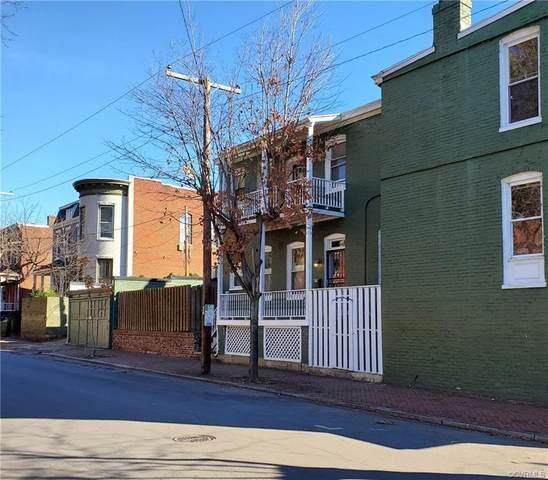 1330 W Main Street U2, Richmond, VA 23220 (MLS #2035978) :: Small & Associates