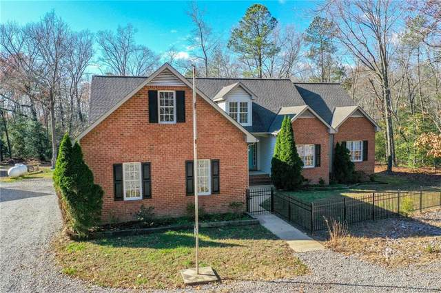 4069 Pecan Trail, Mechanicsville, VA 23111 (MLS #2035980) :: The Redux Group
