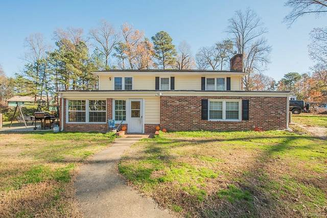 8342 Studley Road, Mechanicsville, VA 23116 (MLS #2036002) :: The Redux Group