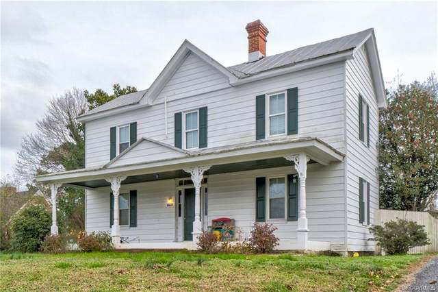 17586 Richmond Road, Callao, VA 22435 (MLS #2036011) :: The Redux Group