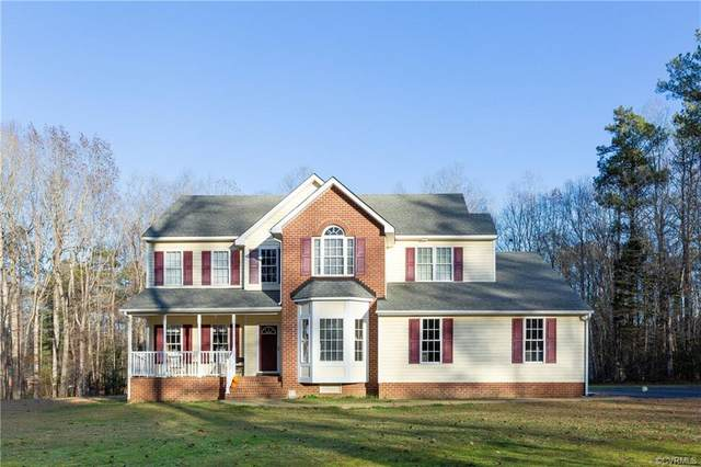 983 Manakin Road, Midlothian, VA 23113 (MLS #2036019) :: Village Concepts Realty Group