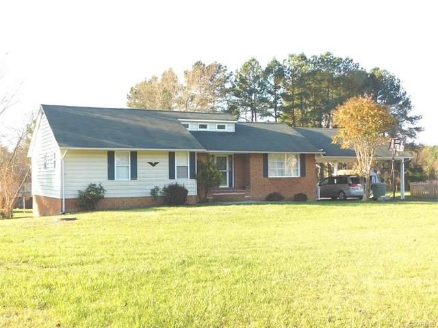 102 Crestview Drive, Farmville, VA 23901 (MLS #2036039) :: The Redux Group