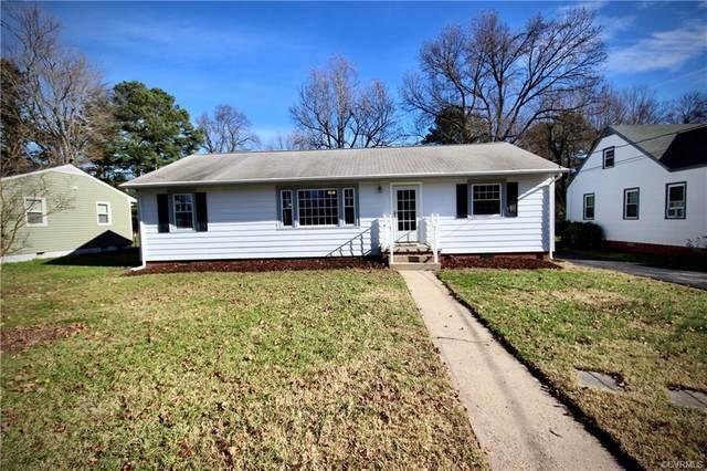 7356 Strain Avenue, Mechanicsville, VA 23111 (MLS #2036088) :: Village Concepts Realty Group