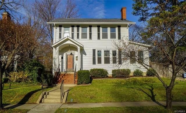 4812 Patterson Avenue, Richmond, VA 23226 (MLS #2036089) :: Small & Associates