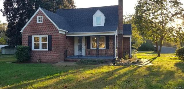 6400 Courthouse Road, Church Road, VA 23833 (#2036094) :: The Bell Tower Real Estate Team