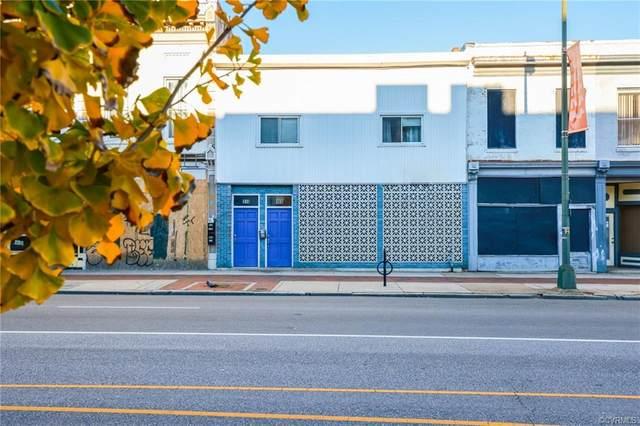 910 W Broad Street, Richmond, VA 23220 (MLS #2036148) :: Blake and Ali Poore Team