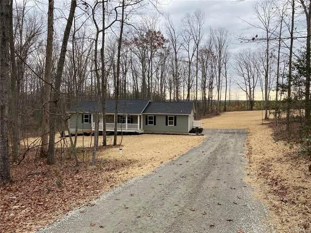 184 Evan Lane, Louisa, VA 23093 (MLS #2036157) :: Treehouse Realty VA