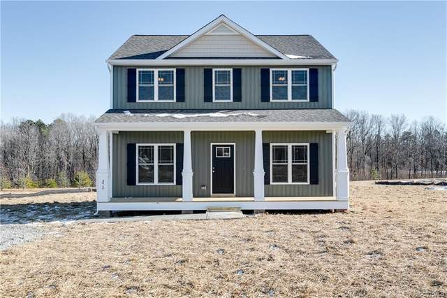 423 Dorset Drive, Ruther Glen, VA 22546 (MLS #2036192) :: Village Concepts Realty Group