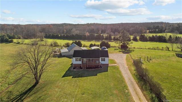 13311 Lodore Road, Amelia Courthouse, VA 23002 (MLS #2036202) :: Village Concepts Realty Group