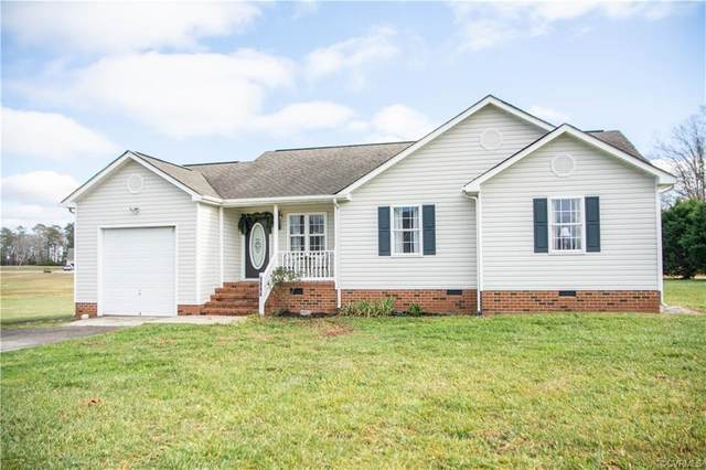 5929 Trinity Church Road, Church Road, VA 23833 (MLS #2036219) :: Treehouse Realty VA