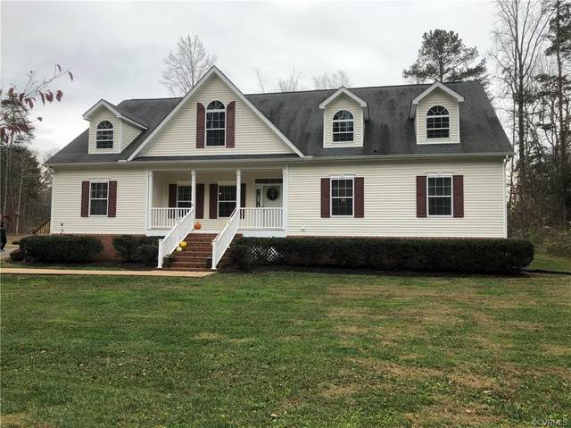 16117 Ranch House Road, Montpelier, VA 23192 (MLS #2036242) :: Village Concepts Realty Group