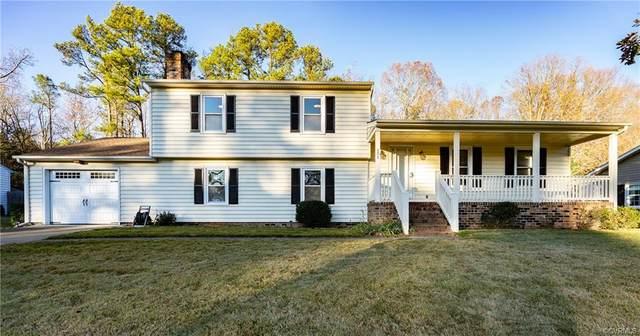 101 Tudor Road, Colonial Heights, VA 23834 (MLS #2036247) :: The Redux Group