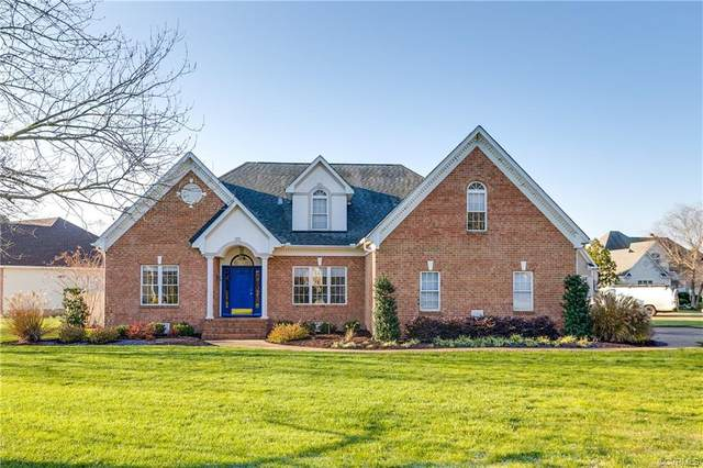 11301 Garden View Pointe, Chesterfield, VA 23113 (MLS #2036362) :: The Redux Group