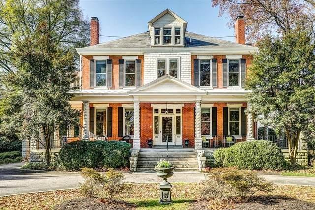 4010 Hermitage Road, Richmond, VA 23227 (MLS #2036404) :: Small & Associates