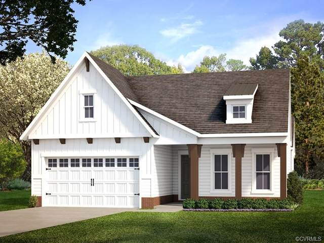 1812 Mainsail Lane, Chester, VA 23836 (MLS #2036442) :: Small & Associates