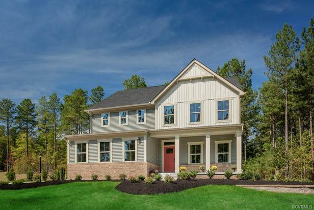 513 Bastian Place, Chesterfield, VA 23836 (MLS #2036521) :: Village Concepts Realty Group