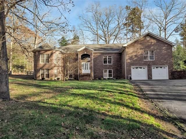 2021 S Providence Road, North Chesterfield, VA 23236 (MLS #2036582) :: Treehouse Realty VA