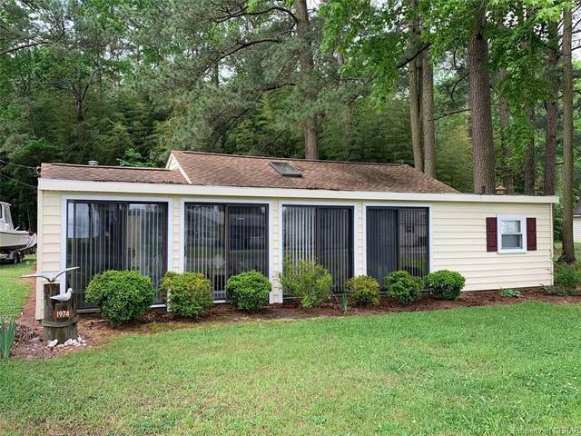1974 Remlik Drive, Urbanna, VA 23175 (MLS #2036584) :: Small & Associates