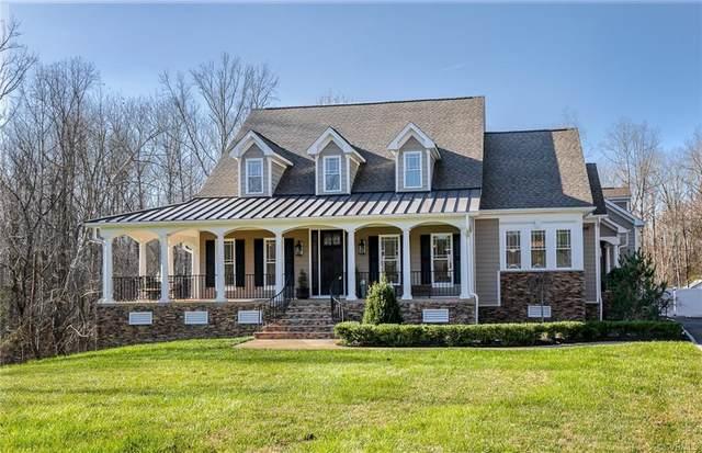 2436 Bridgewater Drive, Maidens, VA 23102 (MLS #2036586) :: Small & Associates