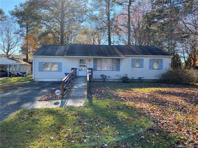 796 Old Oyster Point Road, Newport News, VA 23602 (MLS #2036630) :: The Redux Group