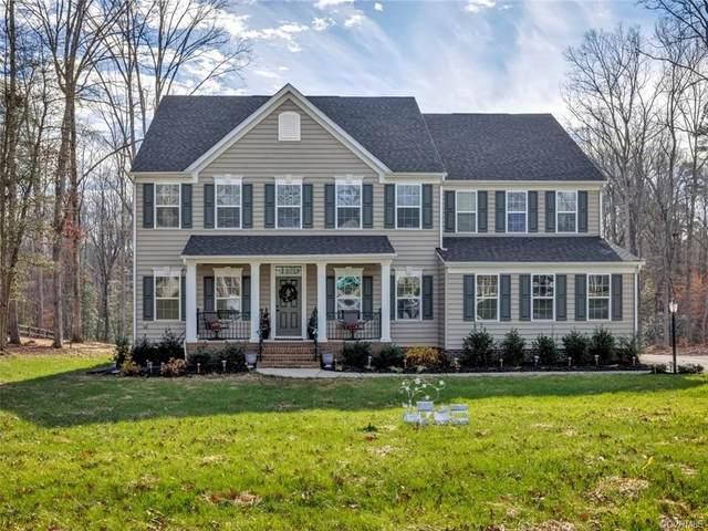 8107 Aldera Lane, Chesterfield, VA 23838 (MLS #2036641) :: Village Concepts Realty Group