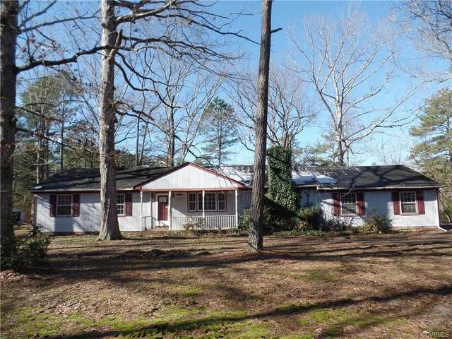466 Young Drive, Sandston, VA 23150 (MLS #2036684) :: The RVA Group Realty