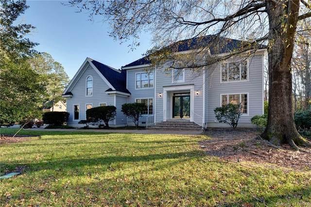3501 Quail Hollow, Williamsburg, VA 23185 (MLS #2036755) :: Village Concepts Realty Group