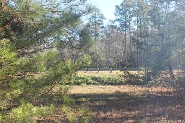 16.3AC Pierce Road, Saluda, VA 23149 (MLS #2036758) :: Treehouse Realty VA